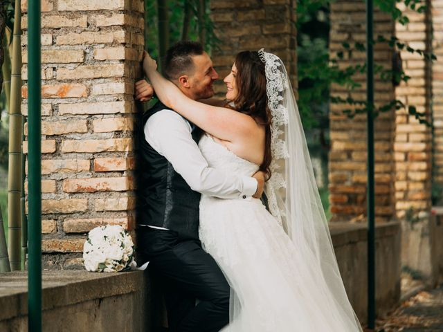 Il matrimonio di David e Marianna a Roma, Roma 85