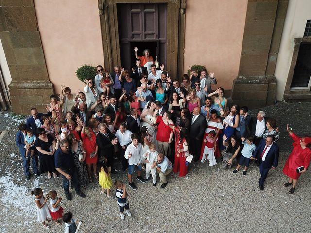 Il matrimonio di David e Marianna a Roma, Roma 89