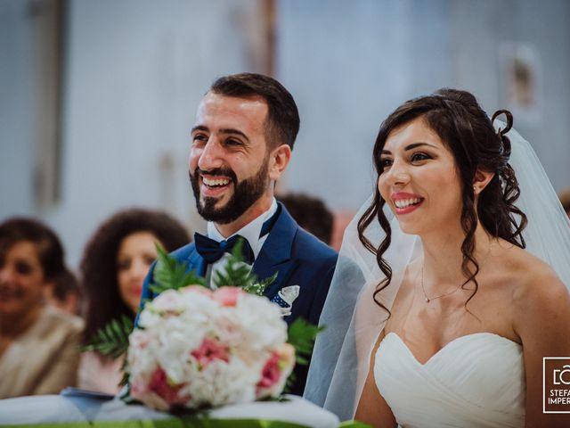 Il matrimonio di Cecilia e Amerigo a Cassino, Frosinone 1