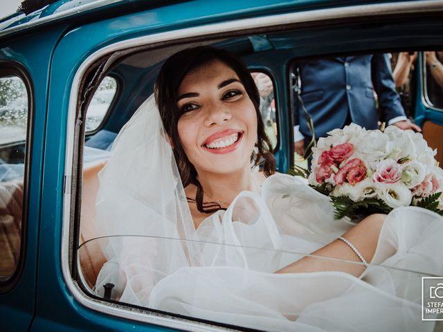 Il matrimonio di Cecilia e Amerigo a Cassino, Frosinone 4