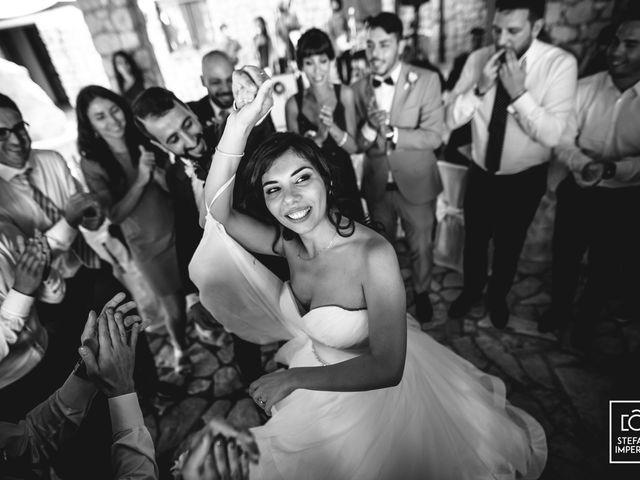 Il matrimonio di Cecilia e Amerigo a Cassino, Frosinone 14