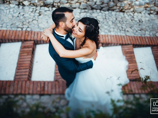 Il matrimonio di Cecilia e Amerigo a Cassino, Frosinone 15
