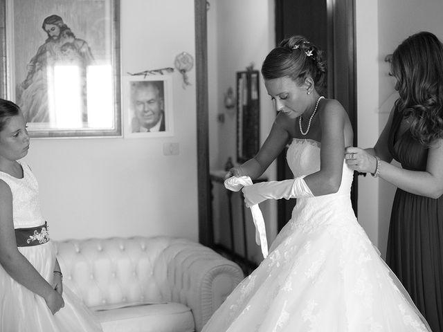 Il matrimonio di Giorgio e Vera a Pordenone, Pordenone 8
