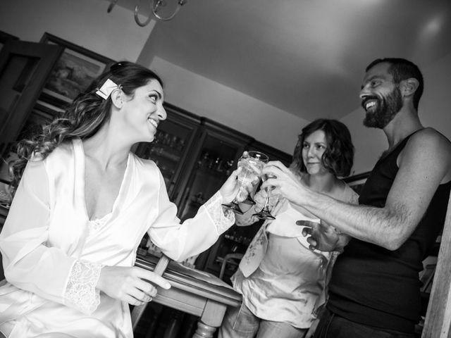 Il matrimonio di Gerti e Silvia a Lajatico, Pisa 7