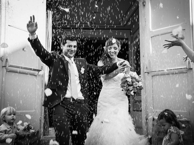 Il matrimonio di Gerti e Silvia a Lajatico, Pisa 1