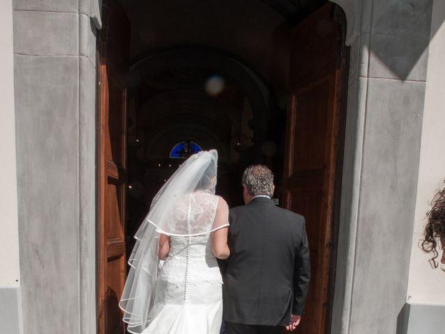 Il matrimonio di Elisa e Francesco a Quarrata, Pistoia 15
