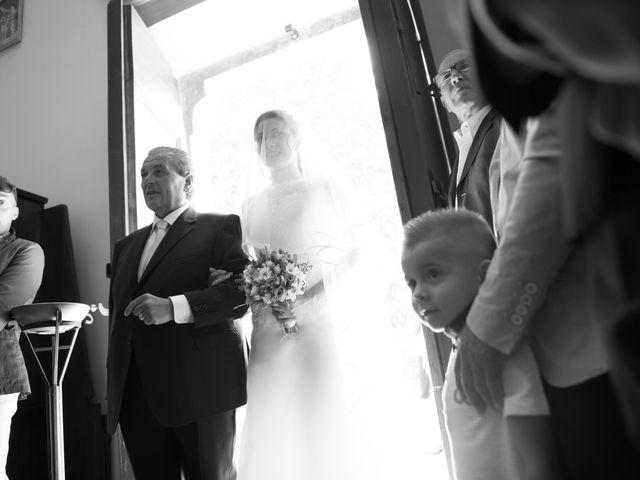 Il matrimonio di Elisa e Francesco a Quarrata, Pistoia 16