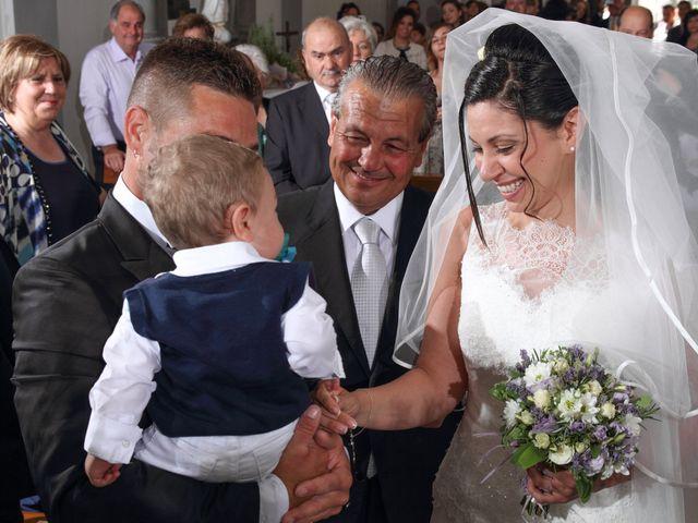 Il matrimonio di Elisa e Francesco a Quarrata, Pistoia 17