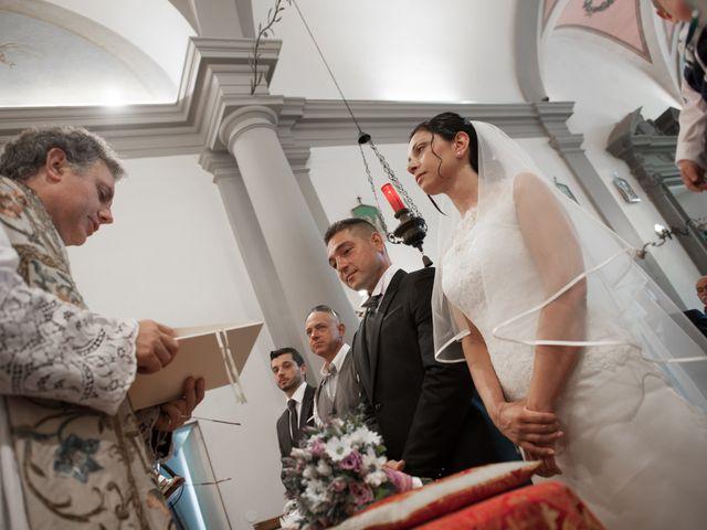 Il matrimonio di Elisa e Francesco a Quarrata, Pistoia 18