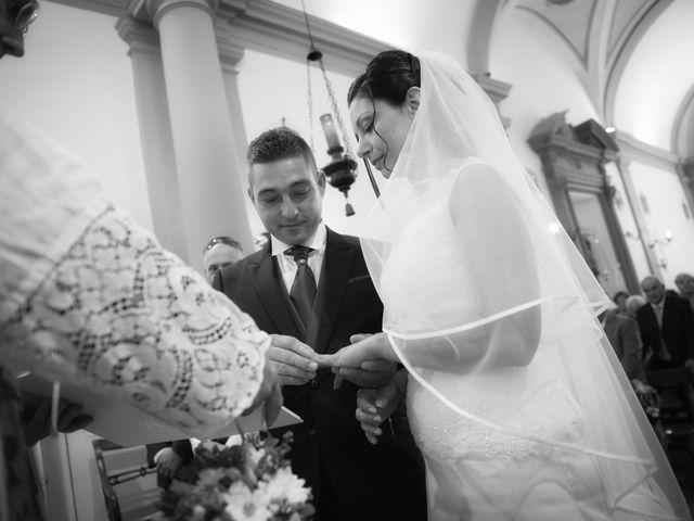 Il matrimonio di Elisa e Francesco a Quarrata, Pistoia 20