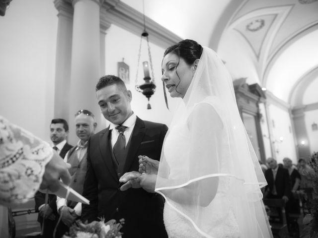 Il matrimonio di Elisa e Francesco a Quarrata, Pistoia 21