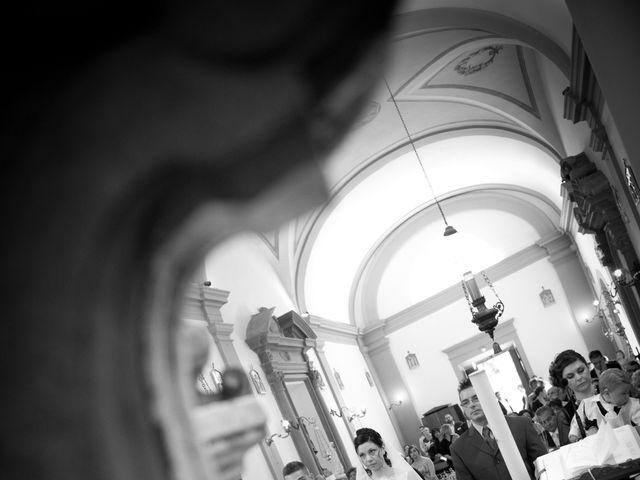 Il matrimonio di Elisa e Francesco a Quarrata, Pistoia 25