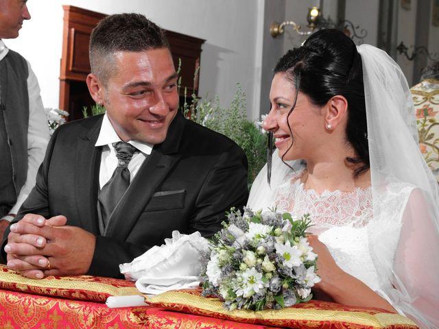 Il matrimonio di Elisa e Francesco a Quarrata, Pistoia 26