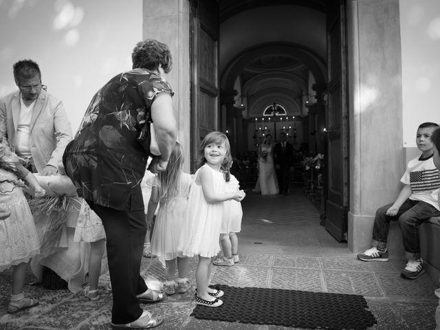 Il matrimonio di Elisa e Francesco a Quarrata, Pistoia 30