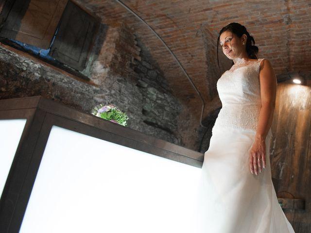 Il matrimonio di Elisa e Francesco a Quarrata, Pistoia 34