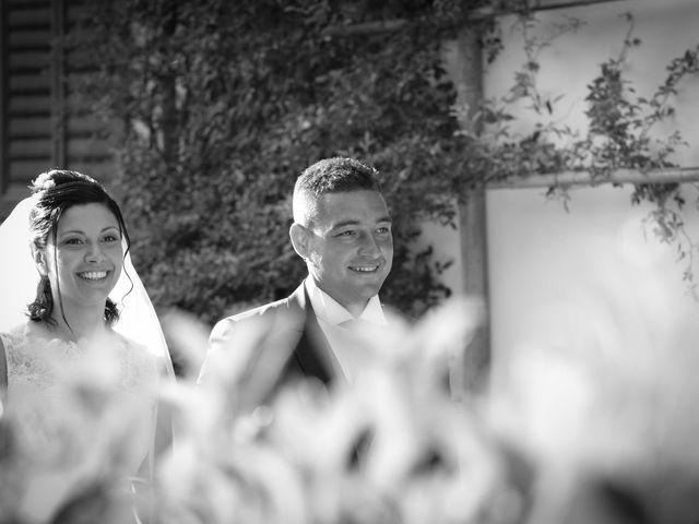 Il matrimonio di Elisa e Francesco a Quarrata, Pistoia 37