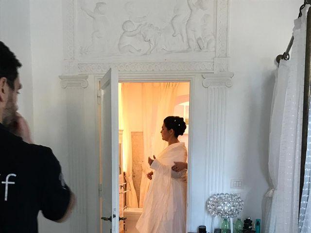 Il matrimonio di Samir e Francesca a Capri, Napoli 6