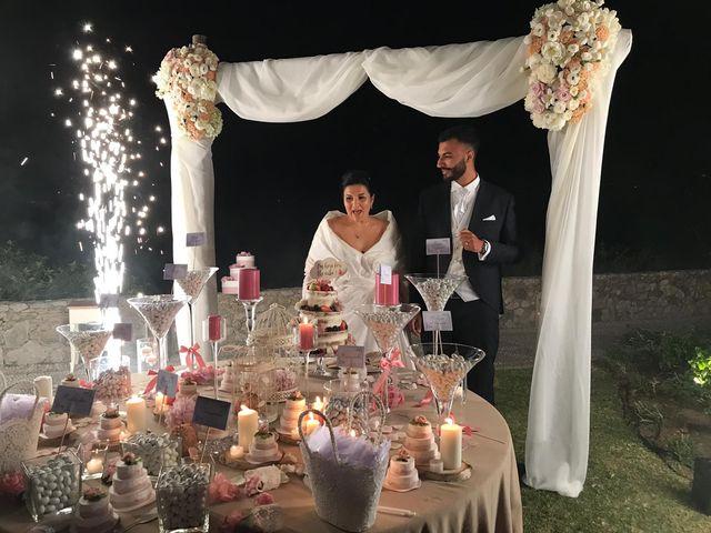 Il matrimonio di Samir e Francesca a Capri, Napoli 9