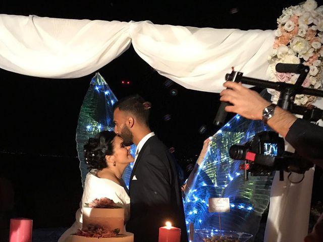 Il matrimonio di Samir e Francesca a Capri, Napoli 10