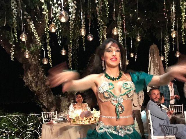 Il matrimonio di Samir e Francesca a Capri, Napoli 11