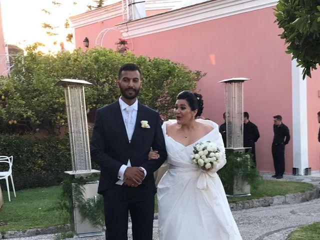 Il matrimonio di Samir e Francesca a Capri, Napoli 12