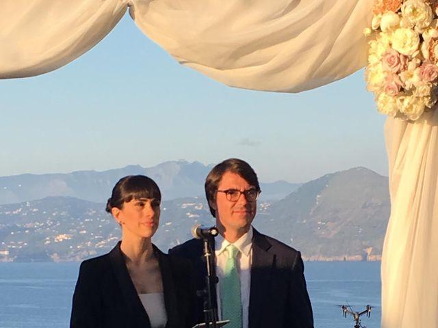 Il matrimonio di Samir e Francesca a Capri, Napoli 14
