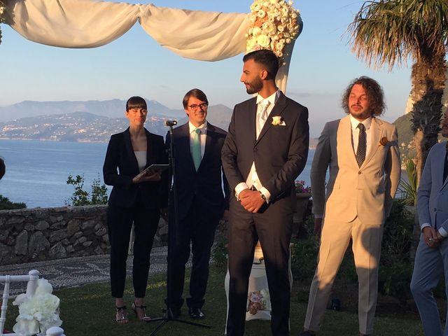 Il matrimonio di Samir e Francesca a Capri, Napoli 15