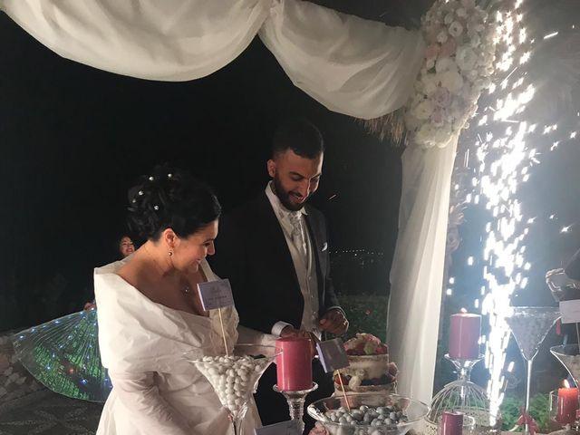 Il matrimonio di Samir e Francesca a Capri, Napoli 17