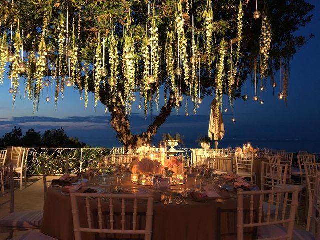 Il matrimonio di Samir e Francesca a Capri, Napoli 21