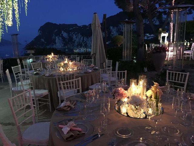 Il matrimonio di Samir e Francesca a Capri, Napoli 23