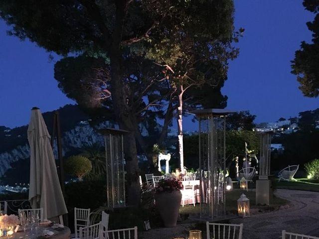 Il matrimonio di Samir e Francesca a Capri, Napoli 24