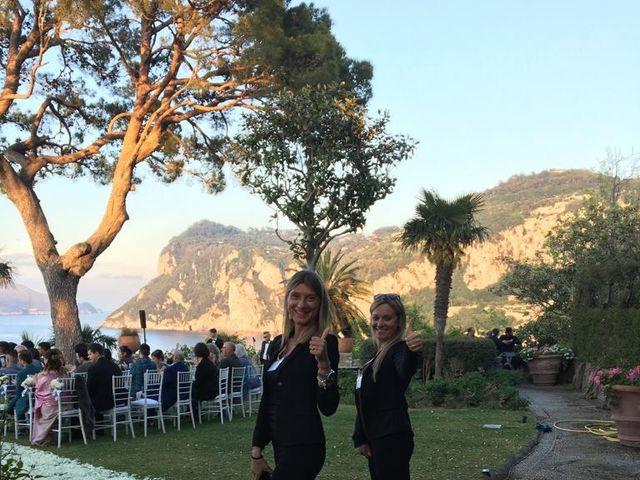 Il matrimonio di Samir e Francesca a Capri, Napoli 26