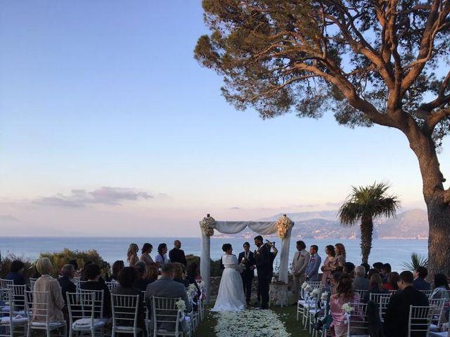 Il matrimonio di Samir e Francesca a Capri, Napoli 27