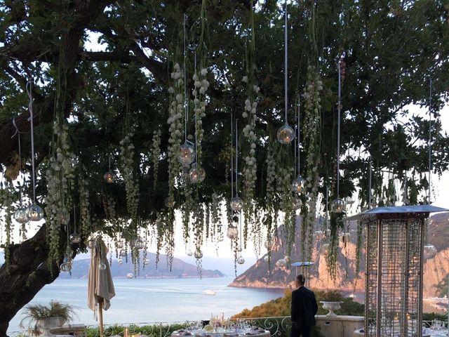 Il matrimonio di Samir e Francesca a Capri, Napoli 29