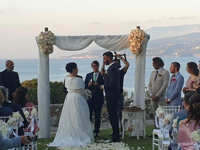 Il matrimonio di Samir e Francesca a Capri, Napoli 35
