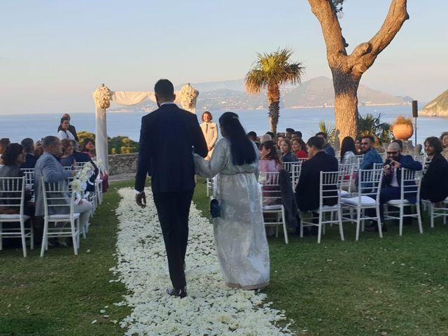 Il matrimonio di Samir e Francesca a Capri, Napoli 36