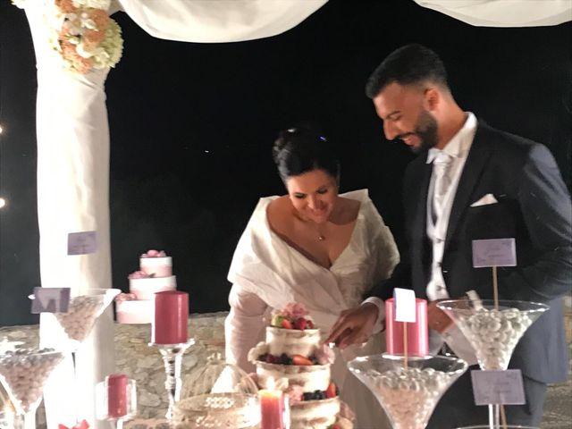 Il matrimonio di Samir e Francesca a Capri, Napoli 37