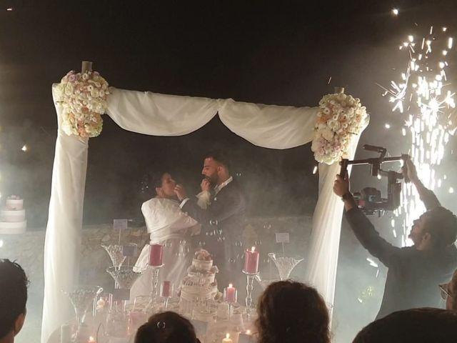 Il matrimonio di Samir e Francesca a Capri, Napoli 41