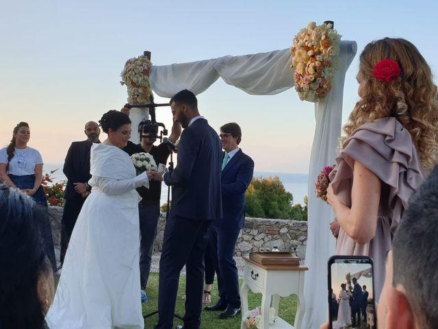 Il matrimonio di Samir e Francesca a Capri, Napoli 42
