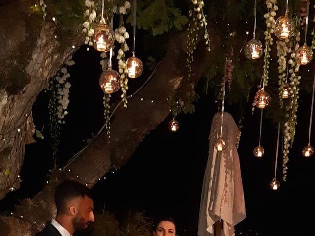 Il matrimonio di Samir e Francesca a Capri, Napoli 43