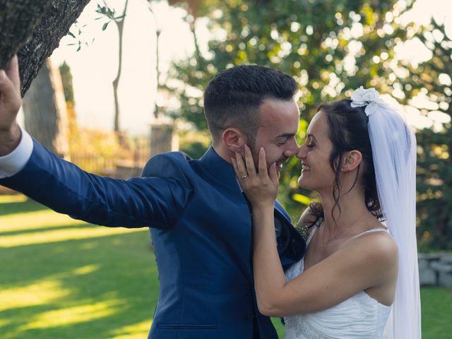Le nozze di Idiola e Andrea