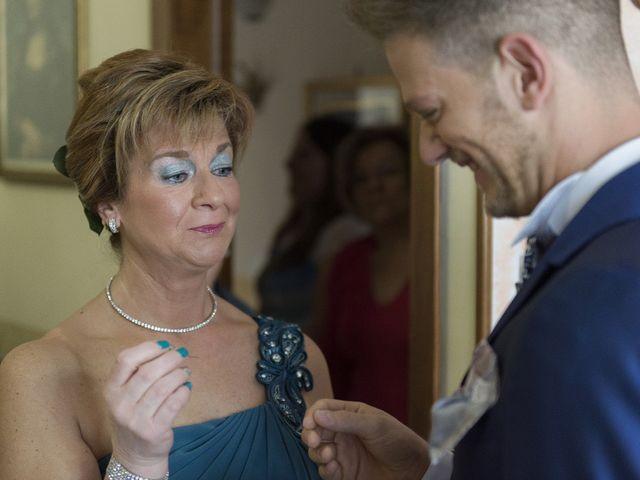 Il matrimonio di Umberto e Nancy a Rosignano Marittimo, Livorno 9