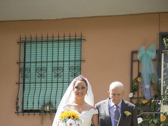 Il matrimonio di Umberto e Nancy a Rosignano Marittimo, Livorno 19