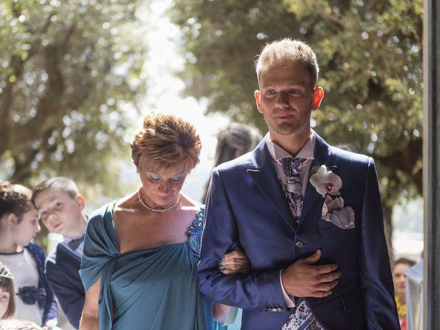 Il matrimonio di Umberto e Nancy a Rosignano Marittimo, Livorno 20