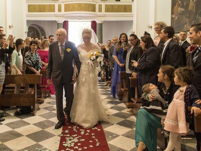 Il matrimonio di Umberto e Nancy a Rosignano Marittimo, Livorno 22