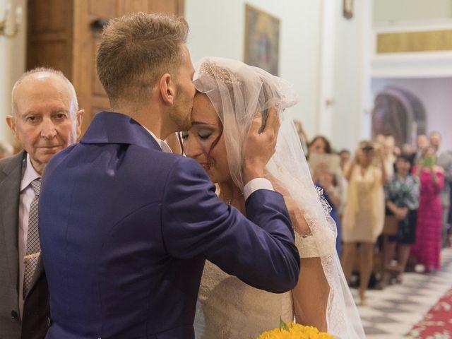Il matrimonio di Umberto e Nancy a Rosignano Marittimo, Livorno 23