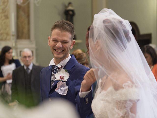 Il matrimonio di Umberto e Nancy a Rosignano Marittimo, Livorno 24