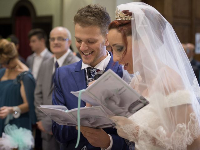Il matrimonio di Umberto e Nancy a Rosignano Marittimo, Livorno 26