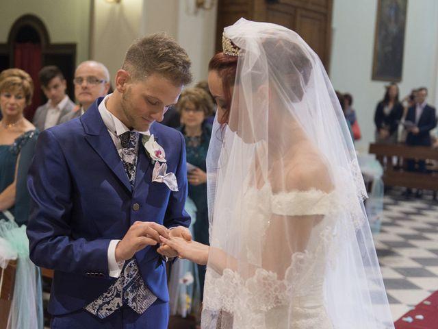 Il matrimonio di Umberto e Nancy a Rosignano Marittimo, Livorno 27