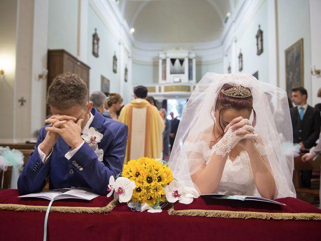Il matrimonio di Umberto e Nancy a Rosignano Marittimo, Livorno 29